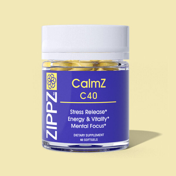 CalmZ C40 is great for natural stress relief