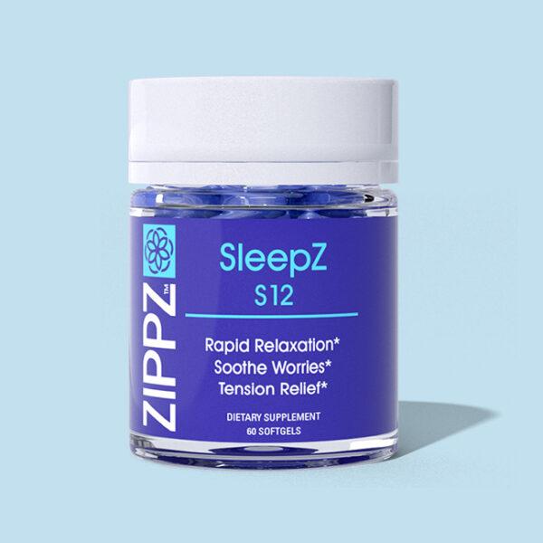 SleepZ S12 best natural sleep aid