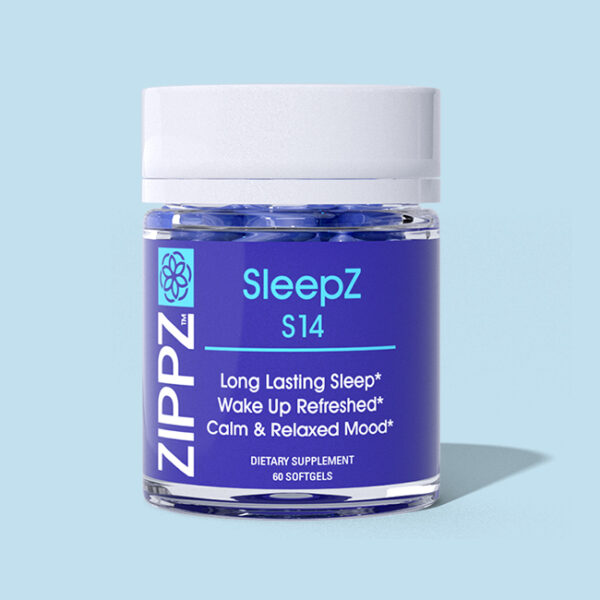 SleepZ s14 is one of our natural remedies for sleep