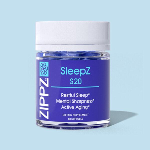 SleepZ S20 natural sleep aid